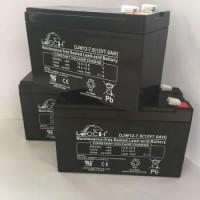 理士12V7AH蓄电池DJW12-7UPS电源安防门门禁电瓶
