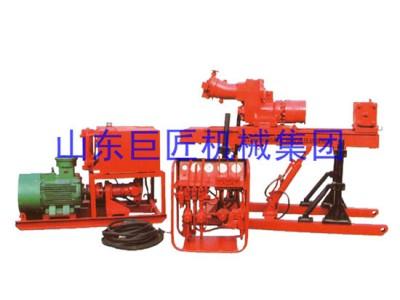 ZDY-1900S煤矿用双泵全液压坑道钻机自动化程度高