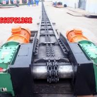 移动装车输送机  货物倒车爬坡装车输送机  耐高温刮板机