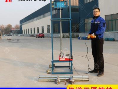 4KW家用电动打井机 70米水井钻机 小型可折叠式钻井机