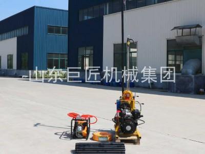巨匠集團提供YQZ-50B型50米輕便取樣鉆機巖芯勘探鉆機