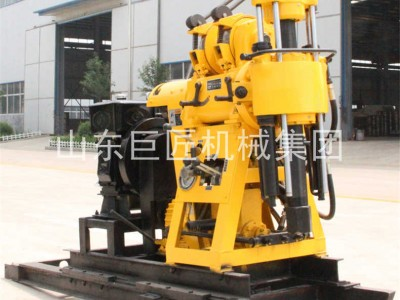 華夏巨匠HZ-130移機款水井鉆機 液壓打井鉆機