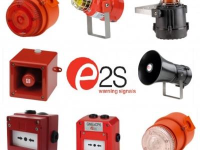 E2S防爆信号报警灯,E2S报警器