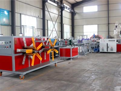 PVC缠绕管生产线优质供应商
