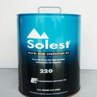 Solest 220冷冻油/寿力斯特冷冻机油