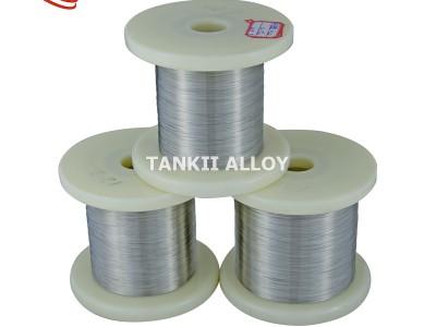 銅鎳合金絲銅鎳NC003 CuNi1電阻扁絲定制尺寸