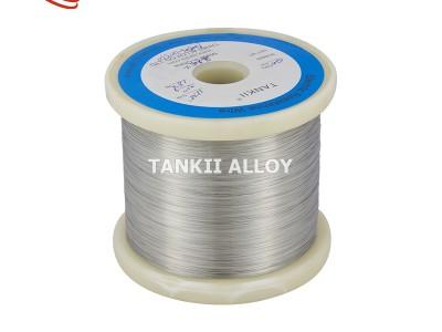 廠家供應0多規格耐腐蝕抗氧化CuNi40康銅絲精密電阻絲