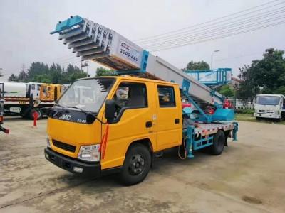 江铃高空运输车