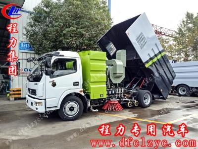程力专用汽车股份有限公司教你正确保养扫路车副发动机