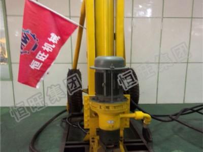 HQZ150型气动水井钻机