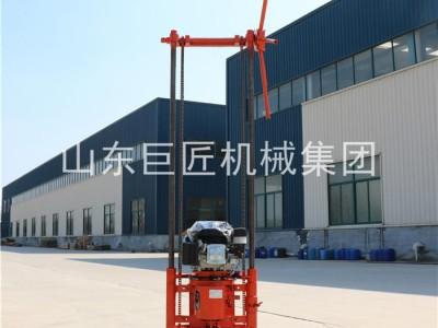 巨匠地质勘探钻机QZ-2B岩心取样钻机小型工程勘察钻机