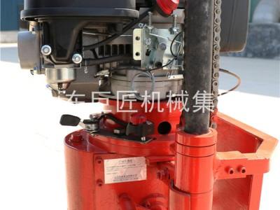 巨匠浅层取样钻机QZ-2C岩石取芯机小型工程勘察钻机