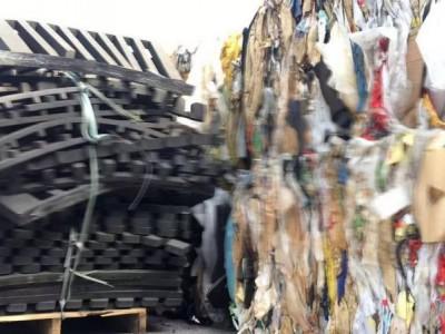 浦东新区专业一般废弃物垃圾回收处理张江固废回收处置