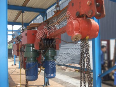 山东中煤供应DDD30电动单轨吊车