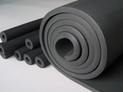 华美厂家直销保温橡塑板 空调保温橡塑管