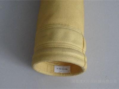 高效耐酸碱防尘针刺毡除尘滤袋