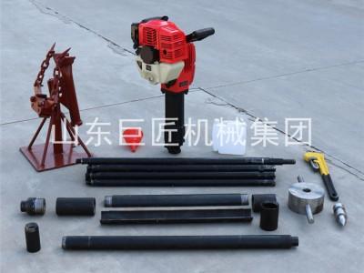 土壤非扰动取样器QTZ-2便携式取土钻机土壤取样器
