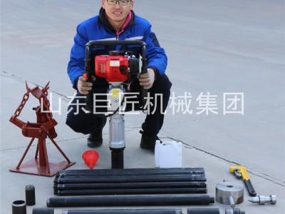 原装土壤取样钻机QTZ-3取土钻机土壤检测设备