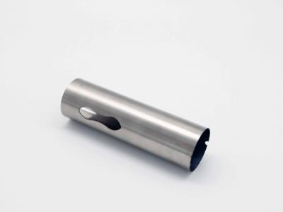 罡正不锈钢电动红酒开瓶器外壳 不锈钢精密管件定制