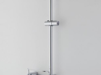 佛山罡正不锈钢淋浴杆_花洒升降杆沐浴调节杆花洒配件