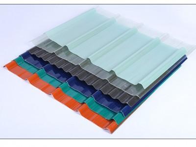 840型透明采光瓦 海安采光板厂家 透明瓦FRP采光板