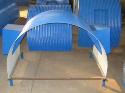 输送机防雨罩 皮带机防尘罩 厂家直销 现货供应