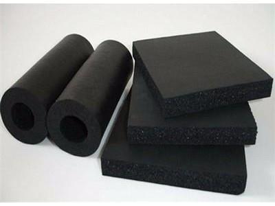 神州厂家直销橡塑保温制品 橡塑管 橡塑板 全国发货