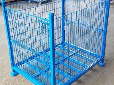 厂家现货销售金属仓储笼 储物笼 稳定性高 质量保障