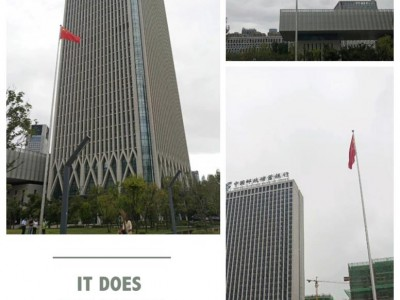无锡市国旗旗杆价格,滨湖区不锈钢旗杆多少钱一米