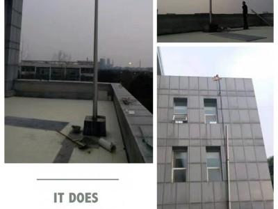 无锡市旗杆厂新吴区国旗旗杆厂家|旗杆高度规格|旗杆维修