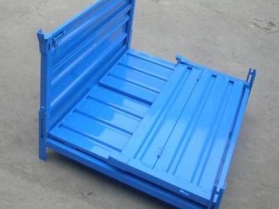 金属钢制料框 周转箱专业厂家火热销售中