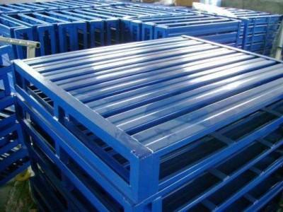 厂家生产定制金属钢制托盘 结构牢 承重大 质量好
