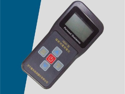 RJ-3600 个人剂量报警仪
