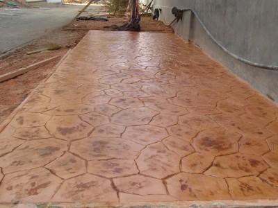 泰州周邊-壓花地坪-材料-廠家直供