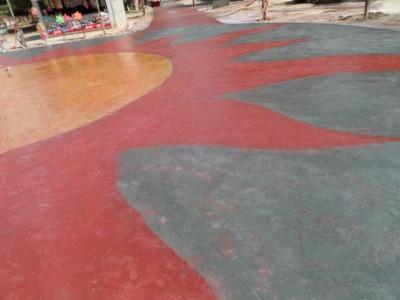 上海周邊-壓花地坪-材料-廠家直供