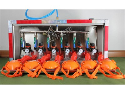 8人用 ZSJ-A矿用供水自救装置规格