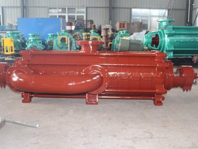 DP155-67*6矿用自评衡卧式多级离心泵性能测试说明