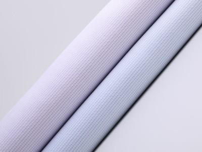 东莞工作服色织提花布全棉液氨免烫衬衫面料
