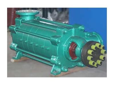 耐磨卧式多级离心泵MD280-65*3湖南中大泵业现货出售