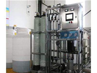 湖州市日化厂用去离子水处理,RO反渗透纯净水设备