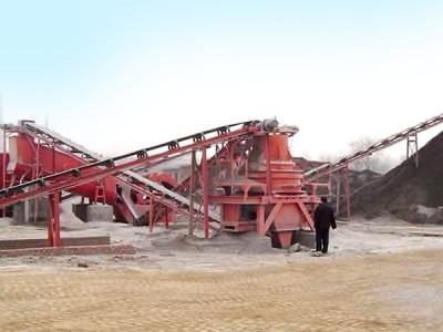 做机制砂需要哪些手续?一套机制砂机器多少钱?wzz86