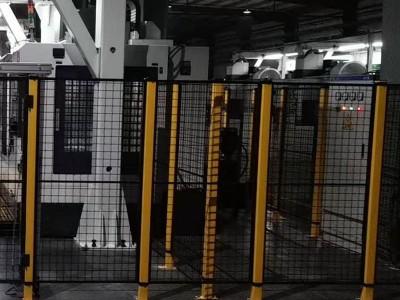 青岛车间隔离网厂家 移动车间围栏加工厂家