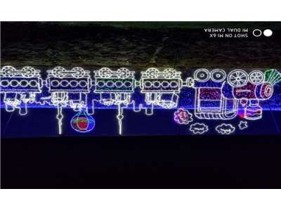 午夜灯会设计公司执行一体化服务