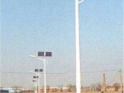 四川市政道路圍欄太陽能路燈