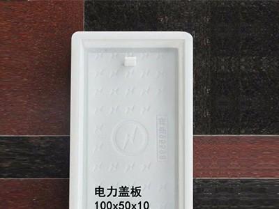 電力蓋板塑料模具詳細介紹-掁通模具