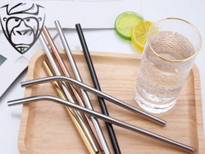 304不锈钢精细管奶茶果汁金属吸管欢迎询价