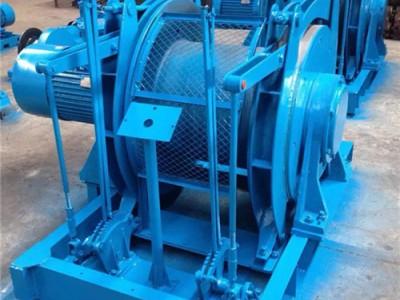 40KW调度绞车 JD-2.5矿用调度绞车可随时发货
