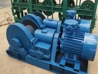 宇成供应JH-5回柱绞车 7.5KW回柱绞车
