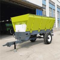 供应牛羊粪撒粪机扬粪机 有机肥撒肥车
