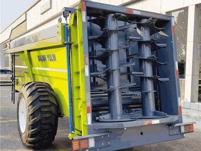 厂家直销鸡粪湿粪撒粪机 农家肥施肥机抛肥机